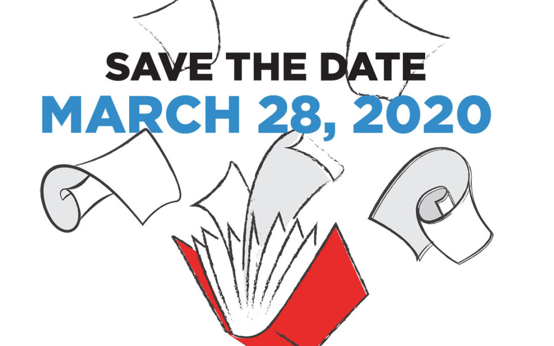 I'll Be At The 2020 DSM Book Festival